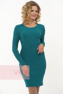 Платье женское 2304 Фемина (Изумруд)