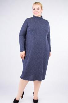 """Платье """"Артесса"""" PP63022DBL06 (Синий)"""