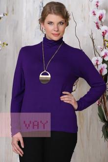 Блуза ВК-19 Фемина (Фиолетовый)