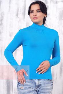 Блуза ВК-21 Фемина (Темно-голубой)