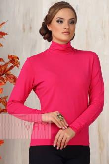 Блуза ВК-19 Фемина (Темная малина)