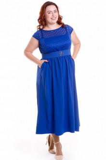 Платье 501 Luxury Plus (Медная синь)