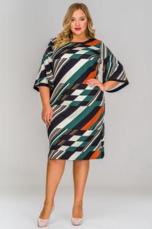 Платье 1513008 ЛаТэ (Мультиколор)
