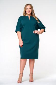 Платье 146510 ЛаТэ (Зеленый)