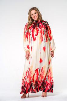 Платье 140206 ЛаТэ (Мультиколор)