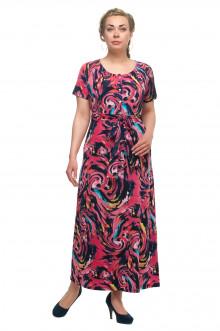 """Платье """"Олси"""" 1705047/2 ОЛСИ (Розовый)"""