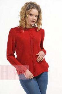 Джемпер женский 4603 Фемина (Красный)
